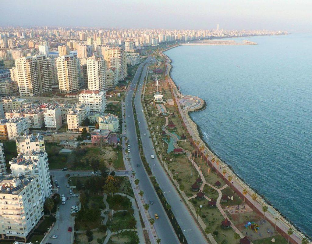 Мерсин, продажа недвижимости в Турции
