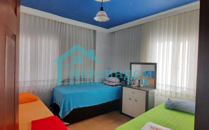 Квартира с мебелью в Тедже 2+1 за 45,500€