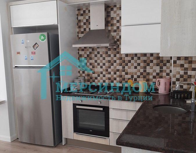Квартира с мебелью 1+1 за 38,000€